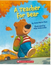 Teacher for Bear